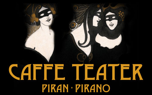 Caffe Teater Piran Logo